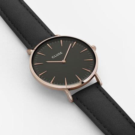 Cluse La Boheme - Rose Gold/Black