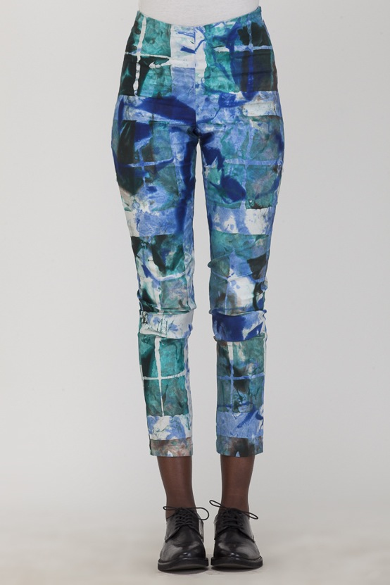Osei Duro Vitta Trouser in Windows