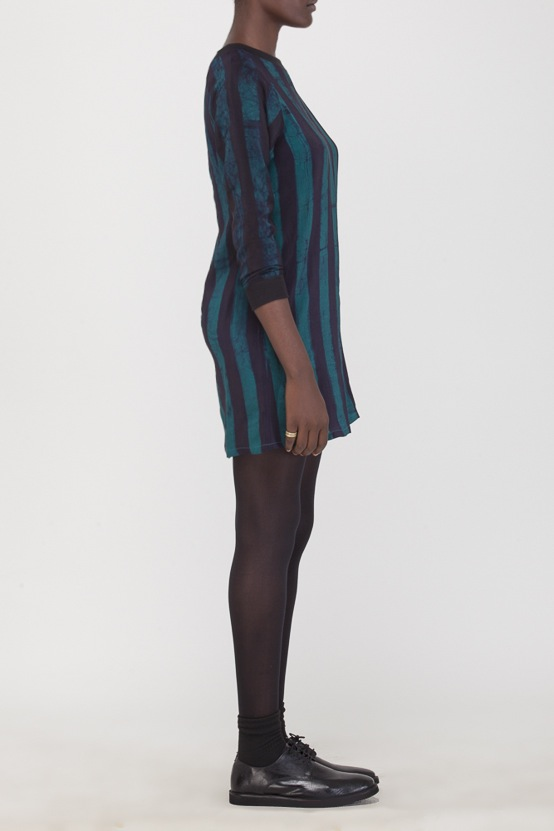 Osei-Duro Costa Dress in Esmeralda