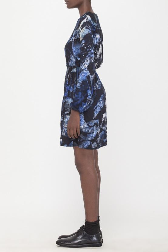Osei-Duro Aburi Dress in Multi Abstract