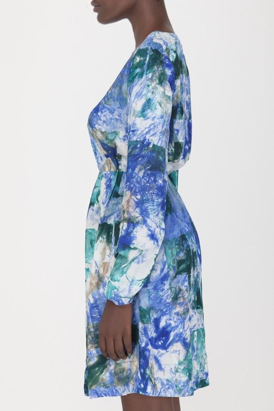 Osei-Duro Aburi Dress in Windows