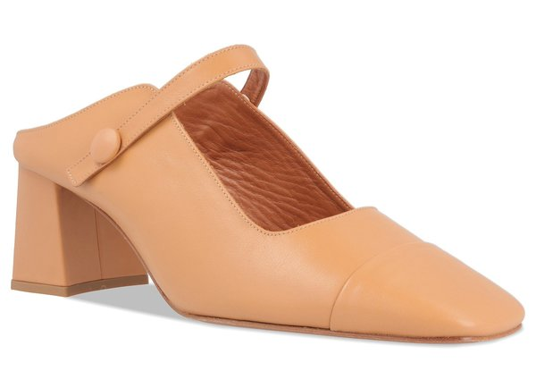 By Far Emma Nude Leather