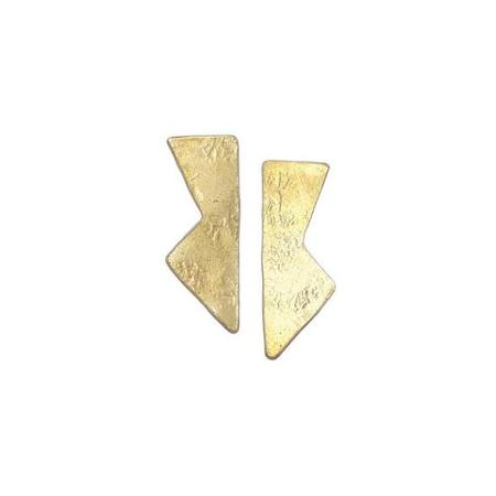 Knuckle Kiss Front Bolt Earrings