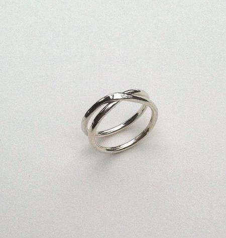 Knuckle Kiss Wrap Ring