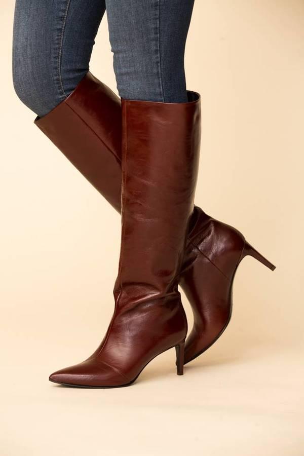 7ccb28154ac Rag   Bone Beha Knee High Boot - Mahogany