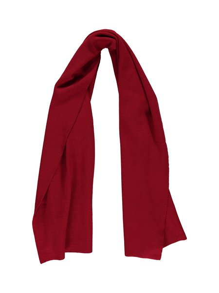 Minimum Aqua Scarf - Chili Pepper
