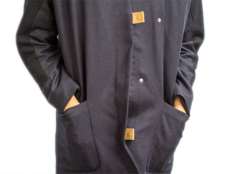 REALITY STUDIO GEORGE LONG NIGHT JACKET