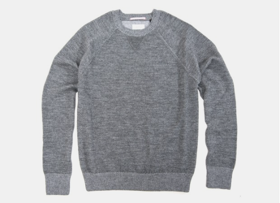 Apolis Global Alpaca Crew Neck Sweater