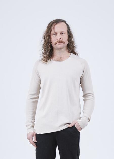 Hannes Roether Residency Herero Sweater - Latte