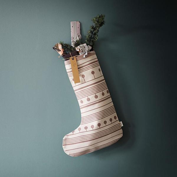 Ferm Living Winterland Christmas Stocking