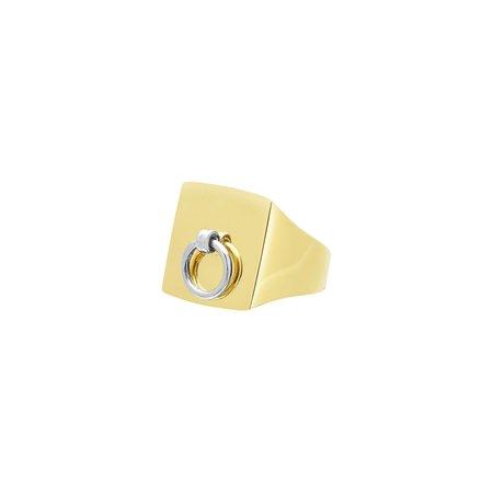Tarin Thomas Edward Knocker Ring