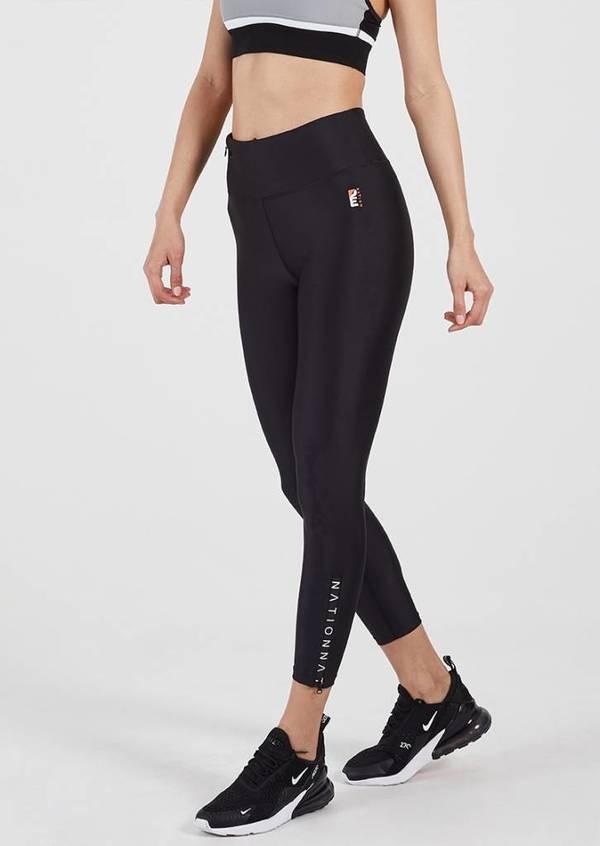 16e544e981d96 PE Nation Steady Run Legging - BLACK | Garmentory