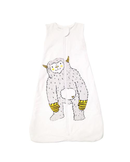 Electrik Kidz Yeti Organic Cotton Sleepsack