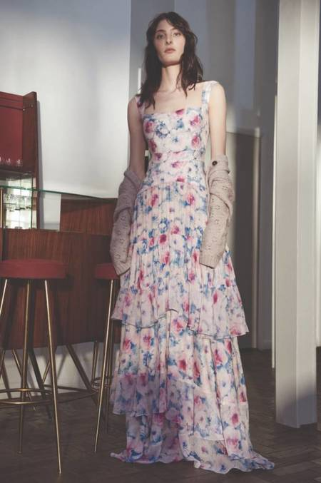 Alejandra Alonso Rojas Mariola Dress - Rosa