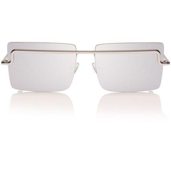 Le Specs The International Sunglasses - SILVER