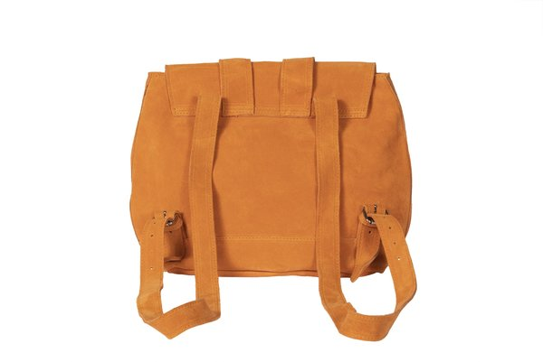 Clyde Small Room Backpack - Persimmon