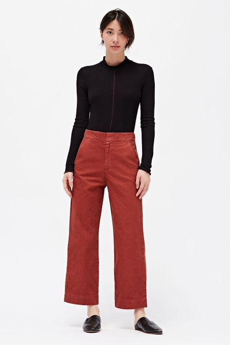 Lacausa Charlie Trouser - Brick