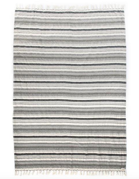 AMUSE SOCIETY Del Mar Beach Blanket - Striped
