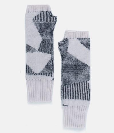 Micaela Greg Grey Spectrum Gloves