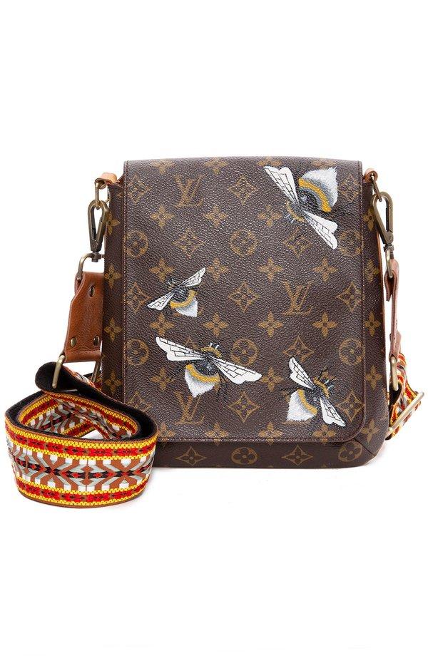 114f1cf8cf63 Vintage Louis Vuitton Musette Salsa Crossbody Bag - Bees Knees ...