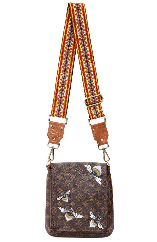 Vintage Louis Vuitton Musette Salsa Crossbody Bag - Bees Knees ... 0f2c2298ef319