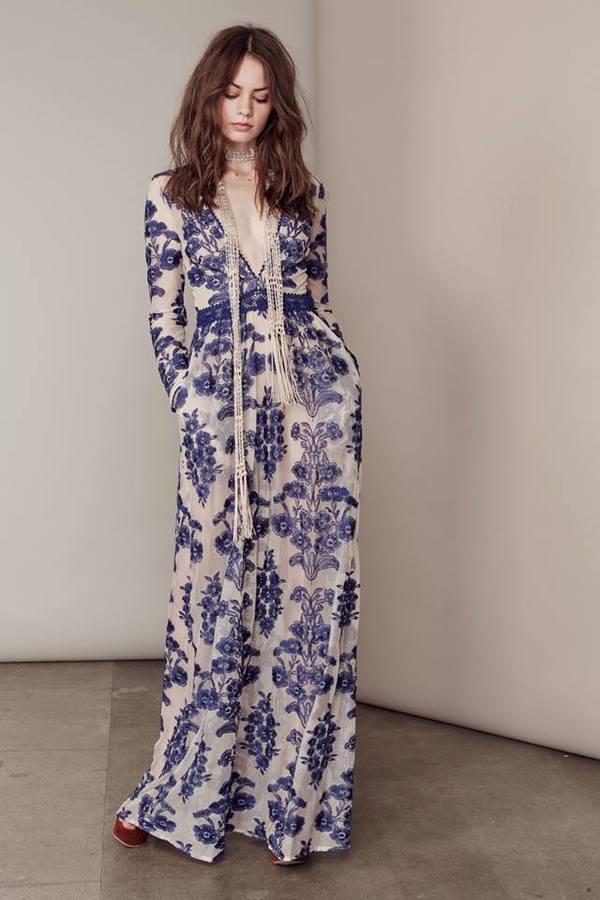b9833b3dd27 For Love   Lemons Temecula Maxi Dress