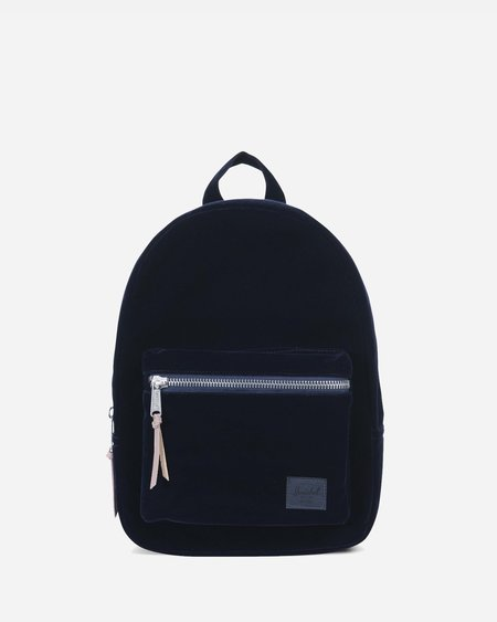 HERSCHEL SUPPLY CO Grove X-Small Velvet Collection Backpack - Peacoat