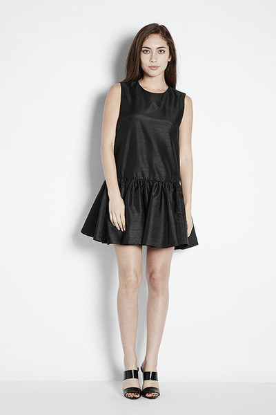 Cameo With Fire Dress