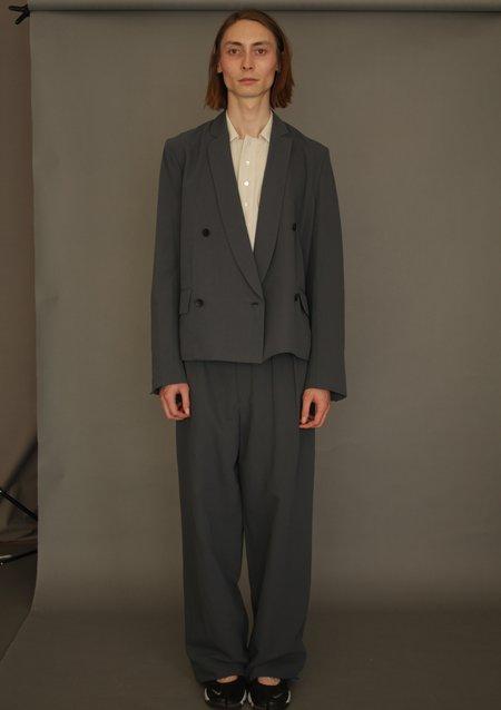 Edwina Hoerl Trousers - Grey Blue