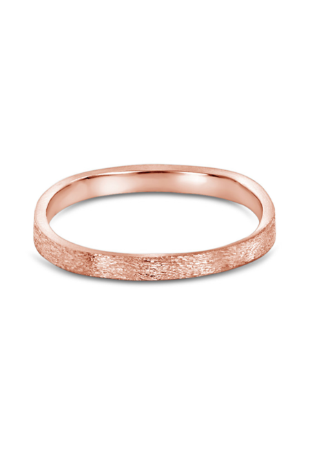 Enji Suma Ring - Rose Gold