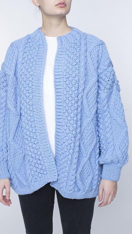 I love Mr Mittens Kim Cardigan - Placid Blue