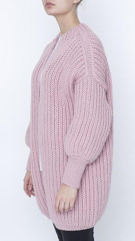 I love Mr Mittens Kolette Cardigan - Pink