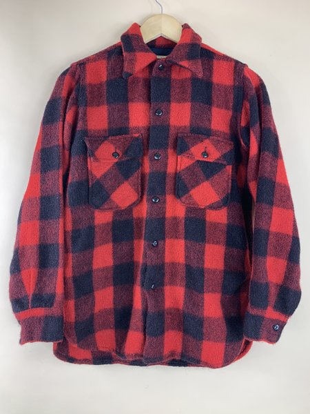 Vintage Raba Vintage Woolmaster Flannel Shirt Jacket