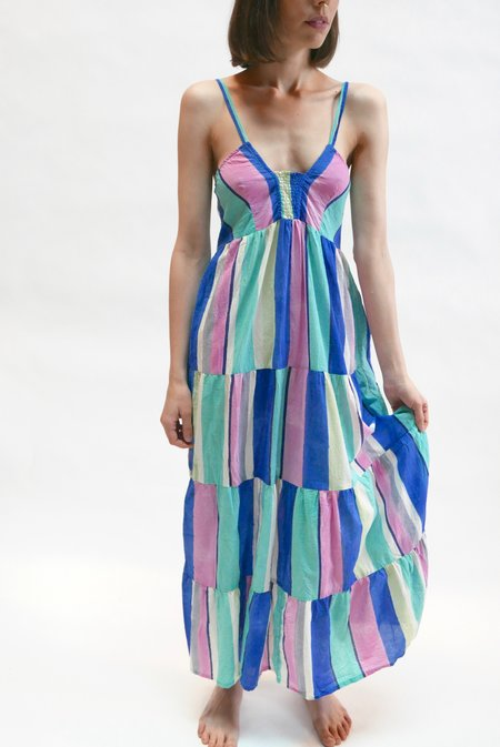 Matta NY Argentina Happy Dress - Waves