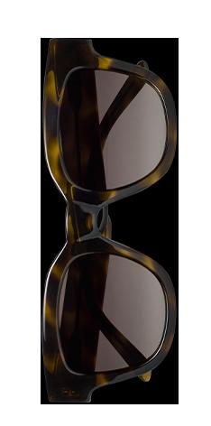 Sun Buddies Type 05 Soft Brown Sunglasses