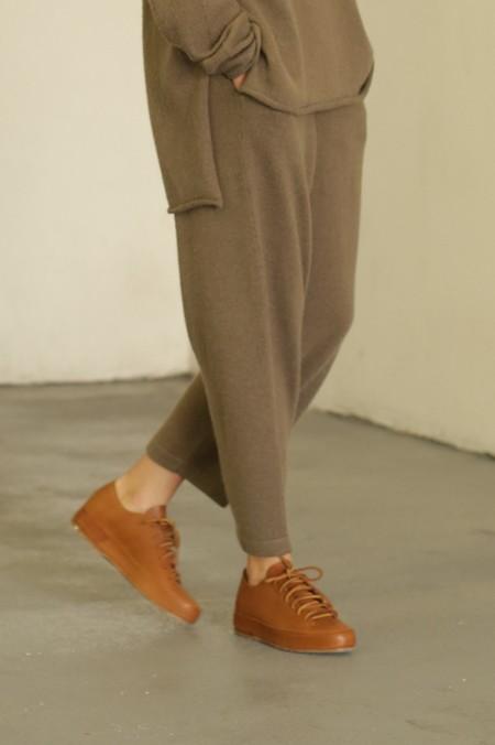 FEIT Hand Sewn Low sneaker - Tan