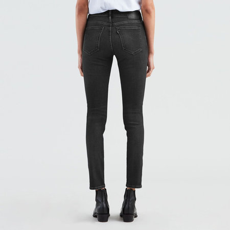 Levi's Made & Crafted 721 High Rise Skinny Jean - Standard Black