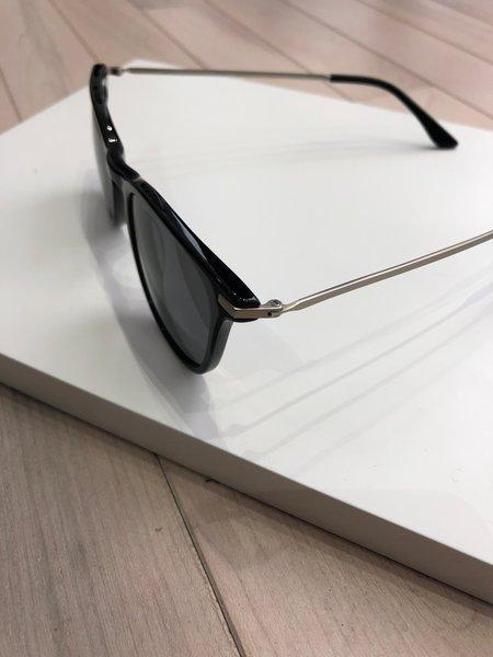 Park and Finch Rivington Sunglasses - Black