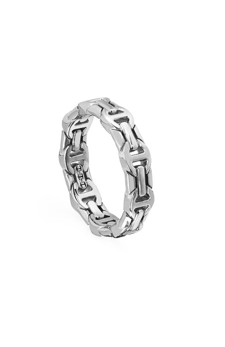 Hoorsenbuhs Dame Wall Ring - Sterling Silver