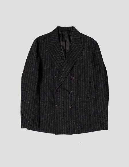 Kapatid NYC DB Jacket - Chalk Stripes