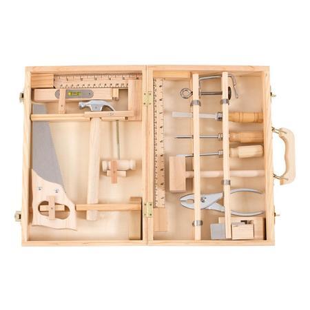 Kids Moulin Roty Large Tool Box Set