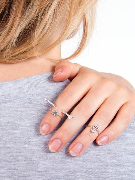 Venessa Arizaga Bullseye Ring
