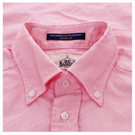 B.D. Baggies Oxford Shirt - Pink