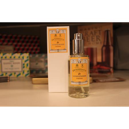 D.R. Harris & Co. Spray Cologne - Sandalwood