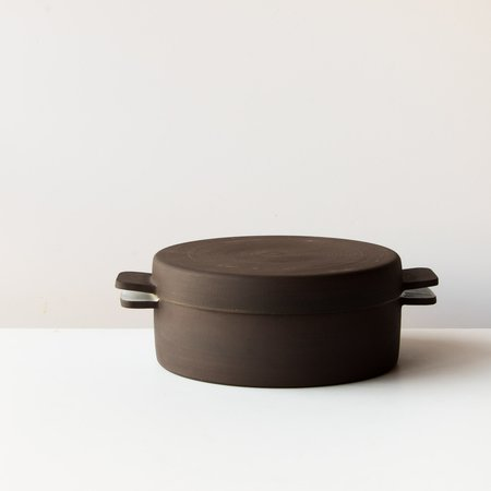 A + J Métissage Two-in-one Ceramic Casserole Dish