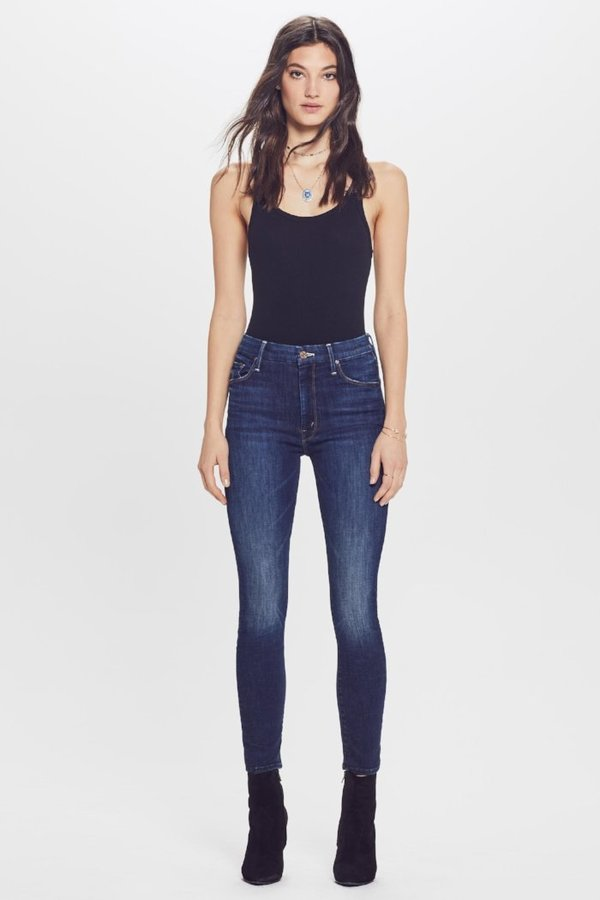 Mother Denim High Waisted Looker   Up Your Alley by Garmentory