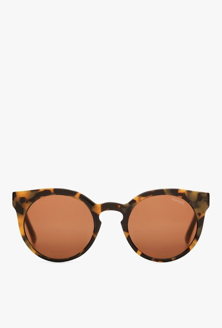 KOMONO Lulu Sunglasses - Tortoise Demi