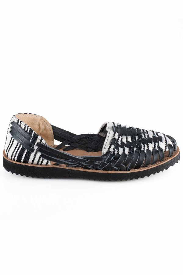 2033fc4eacb1a Ix Style Woven Leather Huarache Sandals - Multi.  89.00. Ix Style