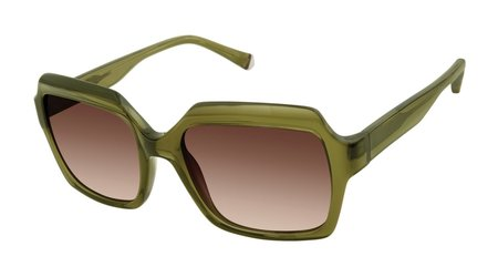 Kate Young for Tura TONI eyewear - Khaki