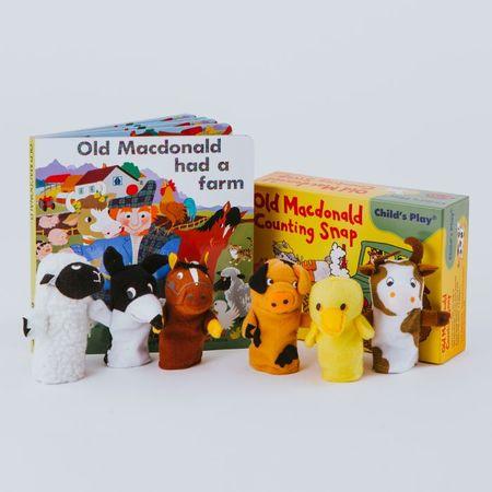 KIDS Child's Play Old MacDonald Fun Set